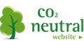 co2 neutral website