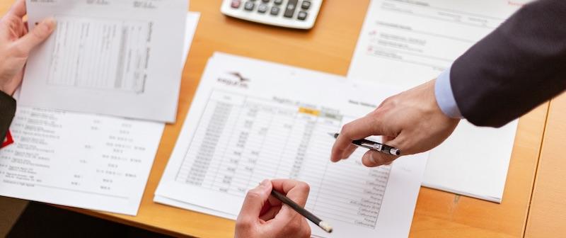 Budgetering för företag